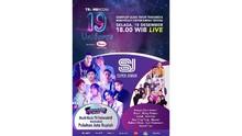 Super Junior Ramaikan Ultah Trans TV 15 Desember