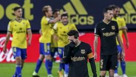 Pemain Barcelona Tak Saling Bicara Saat Lawan Levante