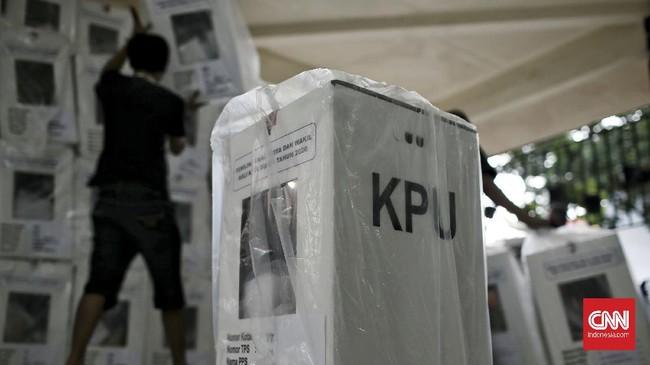 Pemilihan Umum Daerah Kota Depok yang dilaksanakan pada 9 Desember 2020 akan dilakukan di 500 TPS.