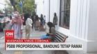 VIDEO: PSBB Proposional, Bandung Tetap Ramai