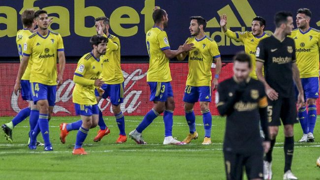 Cadiz, Klub Promosi Pembunuh Dua Raksasa La Liga