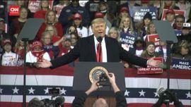 VIDEO: Trump Desak Pejabat Georgia Ubah Hasil Pilpres