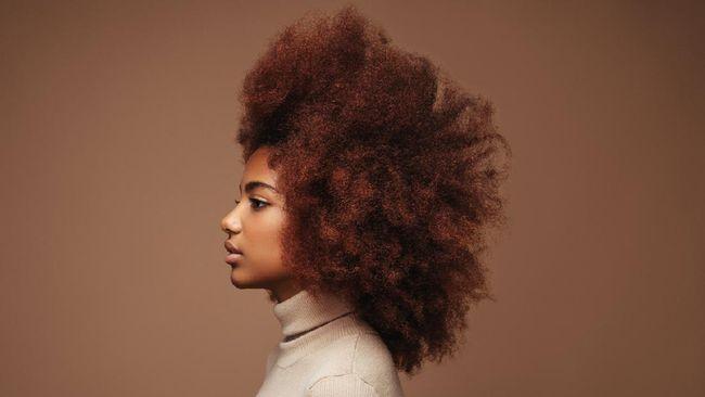 Rambut afro milik Simone Williams ini memiliki lingkar dengan ukuran 1,48 meter.