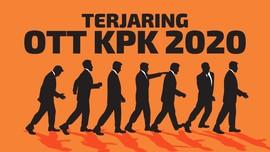 INFOGRAFIS: Komisioner KPU hingga Menteri KKP Dicokok KPK