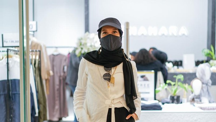 Sempat Tertunda, Desainer Jenahara Buka Butik di Mal Kota Kasablanka