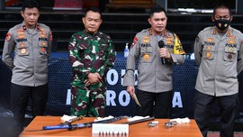 Dukung Polda, Pangdam Jaya Ingatkan Rizieq Ikuti Proses Hukum