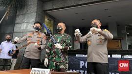 TNI Bantah Terlibat Tangani Bentrok FPI-Polisi