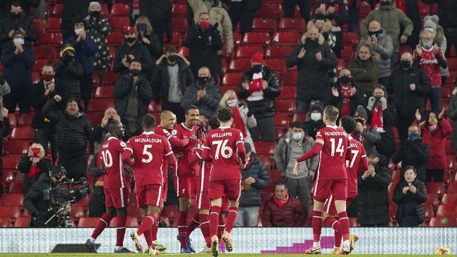 Hasil potisitif di kompetisi Eropa dan domestik sejauh ini membuktikan Liverpool sebagai tim kuat yang tak terlalu terpengaruh cedera pemain.