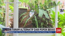 VIDEO: Media Tanam Alternatif dari Popok Bekas