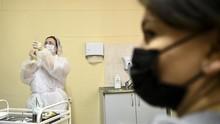 Rusia Uji Vaksin Covid-19 dengan Cara Semprot di Hidung