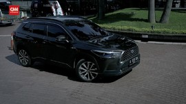 VIDEO: Bermain dengan SUV Corolla Cross Hybrid