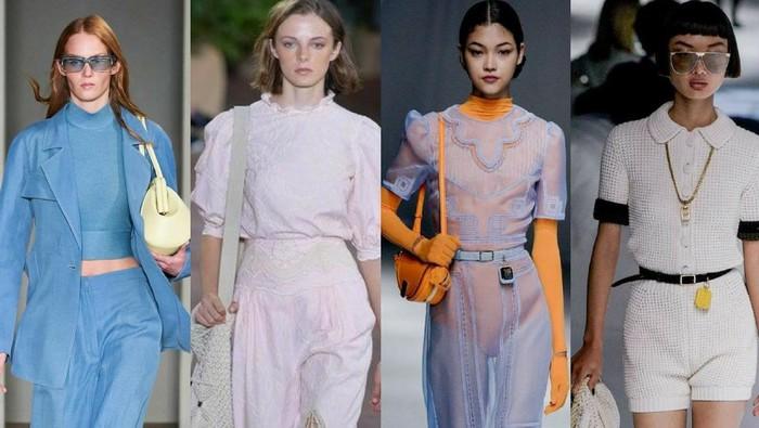 Tren Fashion 2021: Desain Minimalis dan Warna Ceria Mendominasi, Pengaruh dari Tren New Normal 2020