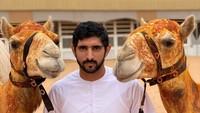 <p>2. Hamdan<br /><br />Pangeran Hamdan lebih dikenal dengan nama Fazza, Bunda. Ia merupakan putra mahkota dalam kerajaan Dubai, yakni putra kedua dari Syeikh Mohammed bin Rashid Al Maktoum yang kini berprofesi sebagai Perdana Menteri dan Wakil Presiden Uni Emirat Arab. (Foto: Instagram@faz3)</p>