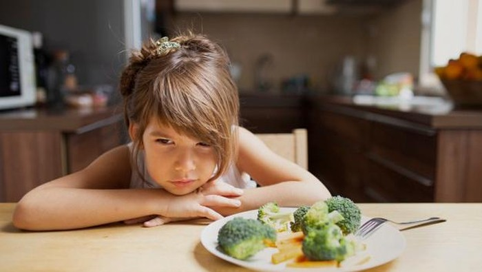 Sering Bikin Bingung, Ternyata Ini Penyebab Anak Susah Makan!
