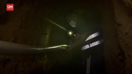 VIDEO: Terowongan 200 Meter Ditemukan di Dekat Penjara