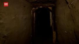 VIDEO: Polisi Peru Temukan Terowongan Menuju Penjara