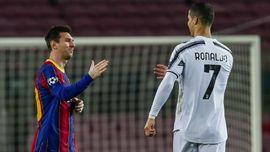 Pilihan Suara Ronaldo yang Tak Dibalas Messi