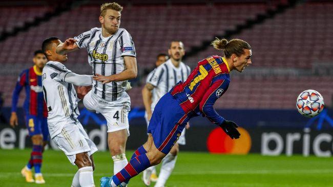 Usaha Barcelona membuang Antoine Griezmann dan memberi ruang Lionel Messi menemui jalan buntu setelah Juventus dan Atletico Madrid menolak Griezmann.