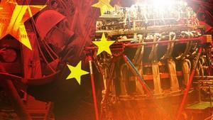 Silau Matahari Buatan China