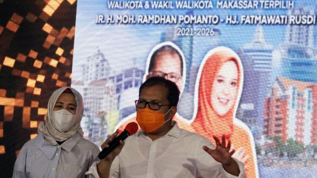 Wali Kota Makassar heran dengan jumlah pegawai kontrak. Pegawai yang terdaftar 8.200, namun gaji yang dibayarkan untuk 11 ribu orang.