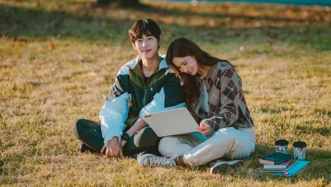 Upaya komunikasi Shin Sekyung dan Im Siwan terekam dalam trailer Run On, drama Korea baru bertabur bintang yang bakal tayang pertengahan Desember mendatang.