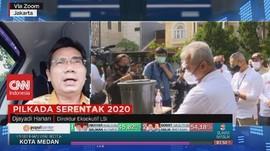 VIDEO: Pilkada 2020 di Mata Lembaga Survey Indonesia