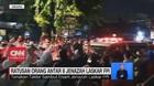 VIDEO: Enam Jenazah Laskar FPI Dibawa Ke Petamburan