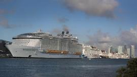 Baru Berlayar Lagi, Kapal Pesiar Royal Caribbean Temui Covid