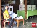 Sejumlah TPS di Depok Tak Peduli Protokol Kesehatan Pilkada