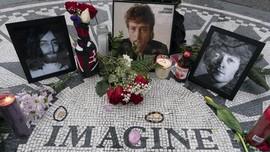 McCartney hingga Yoko Ono Kenang 4 Dekade Kematian Lennon
