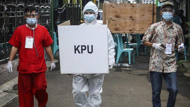 Keponakan Susilo Bambang Yudhoyono, yakni Indrata Nur Bayu Aji mengklaim mendapat 74,88 persen suara berdasarkan hitung suara atau quick count.