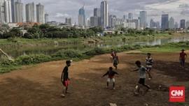 FOTO: Potret Pembinaan Sepak Bola yang Terlupakan