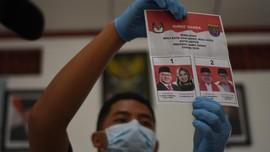 Partisipasi Pemilih Pilkada Depok Tertinggi di Tengah Corona