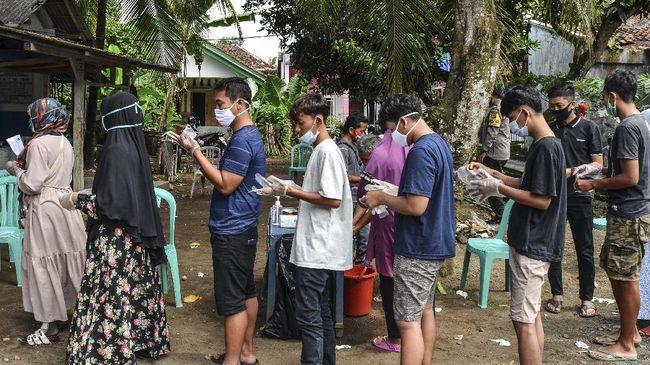 Mendagri Tito Karnavian menilai angka partisipasi pemilih sekitar 60-70 persen cukup baik karena Pilkada 2020 digelar di tengah pandemi Covid-19.