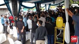 Kerumunan Benyamin-Pilar Abai Protokol Kesehatan, Polisi Diam