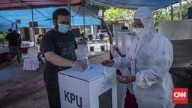 Survei SMRC: Tak Takut Covid, 76 Persen Warga Nyoblos Pilkada