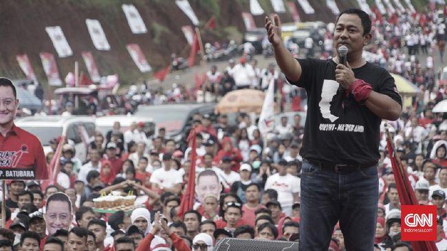Hendrar Prihadi dinyatakan sah menjadi pemenang Pilkada Semarang 2020 mengalahkan kotak kosong dengan strategi borong parpol.