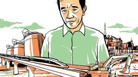 INFOGRAFIS: Daftar Proyek Jokowi yang 'Terpapar' Covid-19
