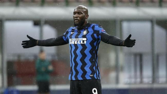 Inter vs AC Milan, Duel 'Bangor' Ibrahimovic dan Lukaku