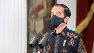 Jokowi Minta Pengawasan OJK Tidak Boleh Mandul