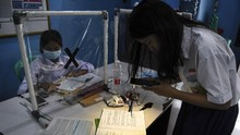Menag: 12 Ribu Madrasah Belum Dialiri Listik, Persulit PJJ