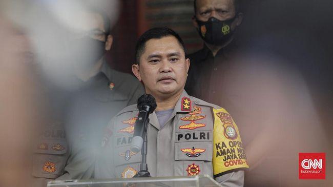 Kapolda Metro Jaya Irjen Pol Mohammad Fadil Imran resmi menjabat Sekjen PP PBSI menggantikan Kapolri Jenderal Listyo Sigit Prabowo.