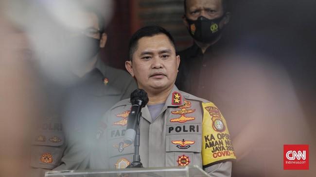 Kapolda Metro Jaya: Jakarta Sedang Tidak Baik-baik Saja