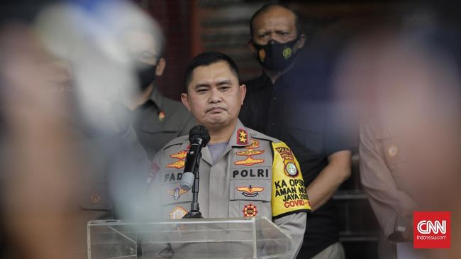 Kapolda Metro Jaya Irjen Pol. Muhammad Fadil Imran menjadi kandidat kuat pengganti Kapolri Jendera Listyo Sigit Prabowo sebagai Sekjen PBSI.