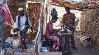 Sudan Inflasi 300 Persen di Tengah Krisis Ekonomi