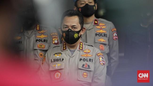 Listyo Sigit Harap Tak Ada Lagi Istilah Kriminalisasi Ulama
