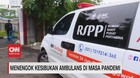 VIDEO: Menengok Kesibukan Ambulans di Masa Pandemi