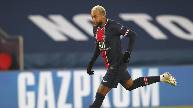 PSG Yakin Neymar Setia dan Tak Tergoda Barcelona