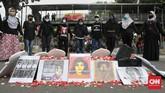 Peringatan Hari HAM Internasional 2020 di Indonesia mengusung protes dan penyampaian aspirasi mengenai pemenuhan hak-hak buruh dan pekerja.