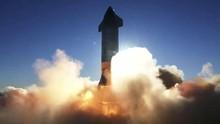 SpaceX Menangkan Kontrak Bikin Pesawat ke Bulan